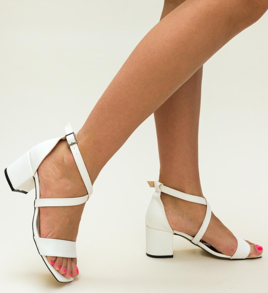 Sandale Biri Albe
