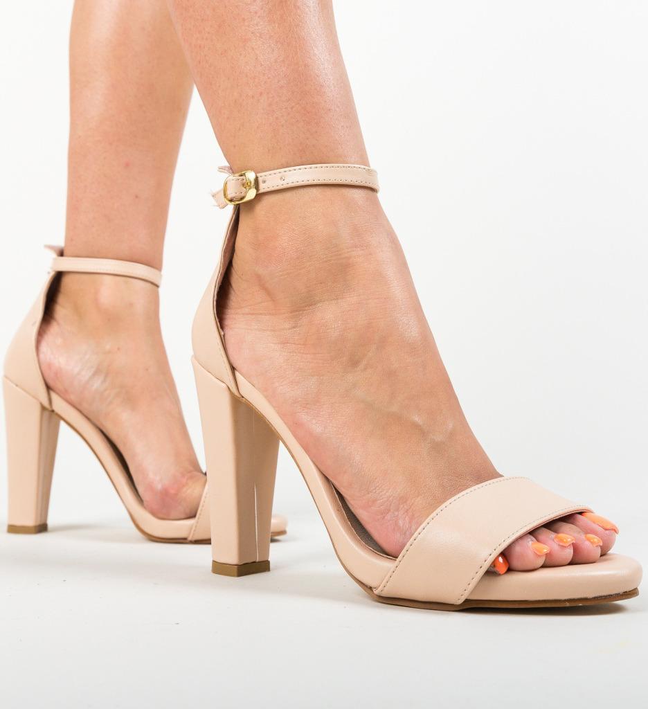 Sandale Dotus Nude
