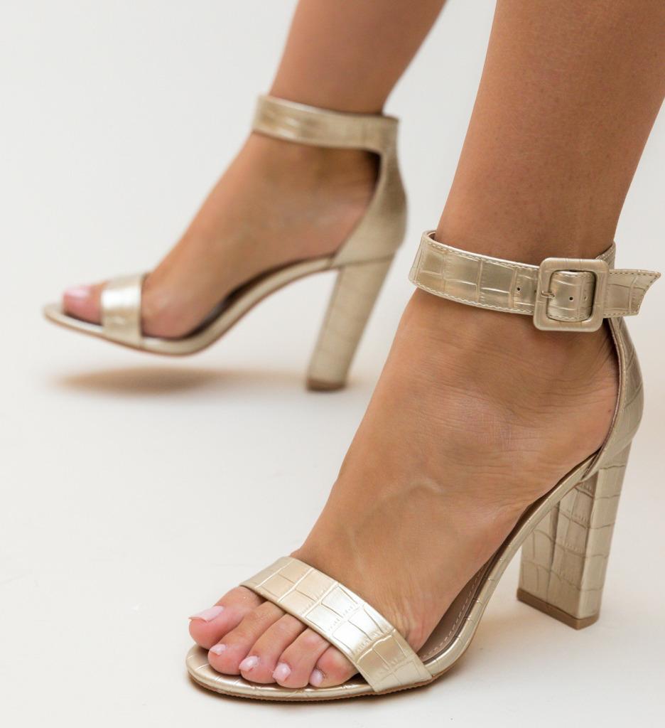 Sandale Eliott Aurii