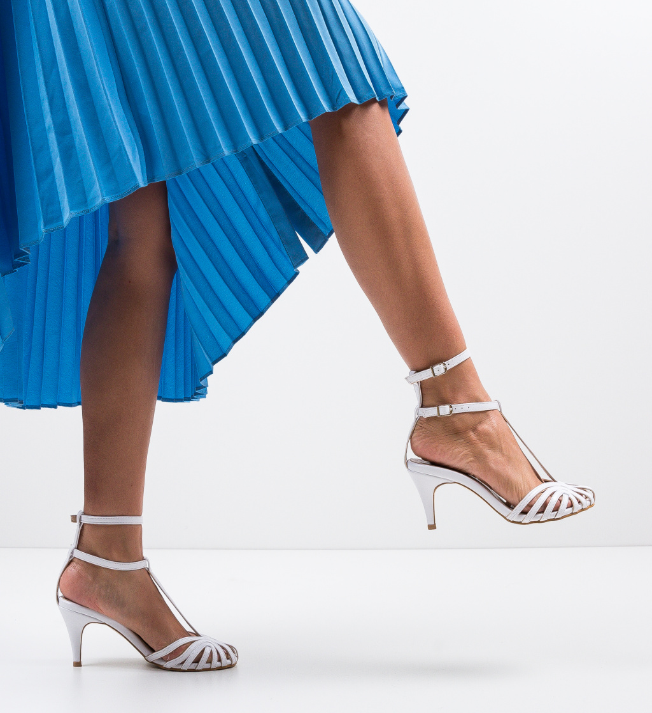 Sandale Ellenor Albe