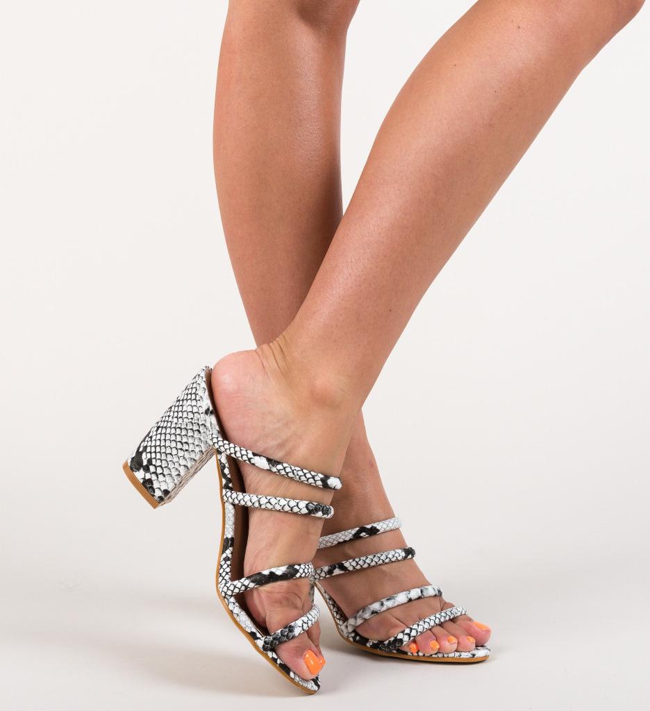 Sandale Firat Albe