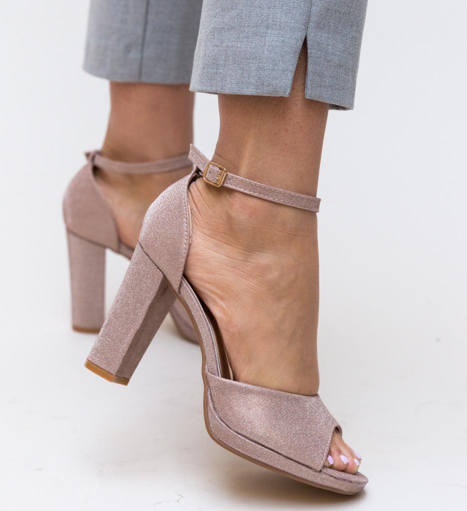 Sandale Glamone Aurii