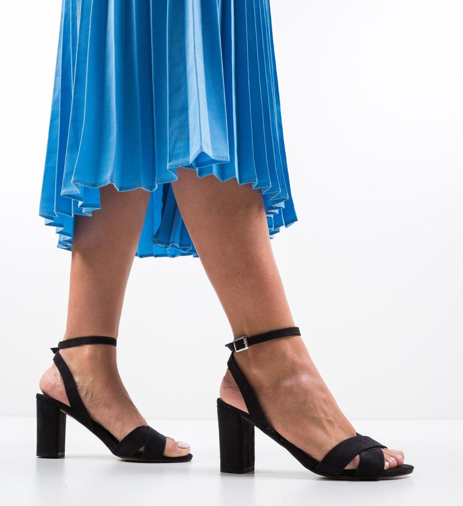 Sandale Hines Negre