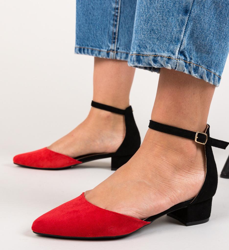 Sandale Kelinon Rosii