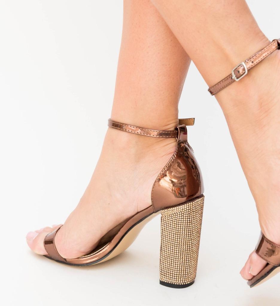 Sandale Lilas Maro
