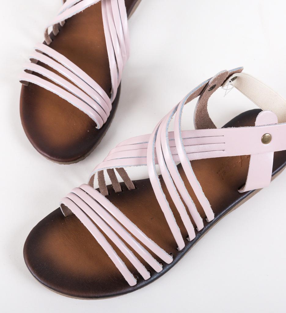 Sandale Listaka Roz