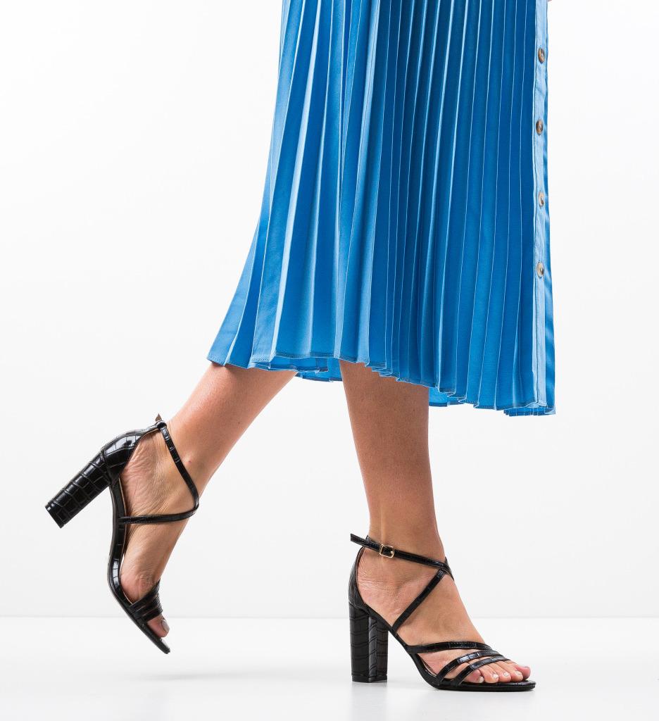 Sandale Lylah Negre