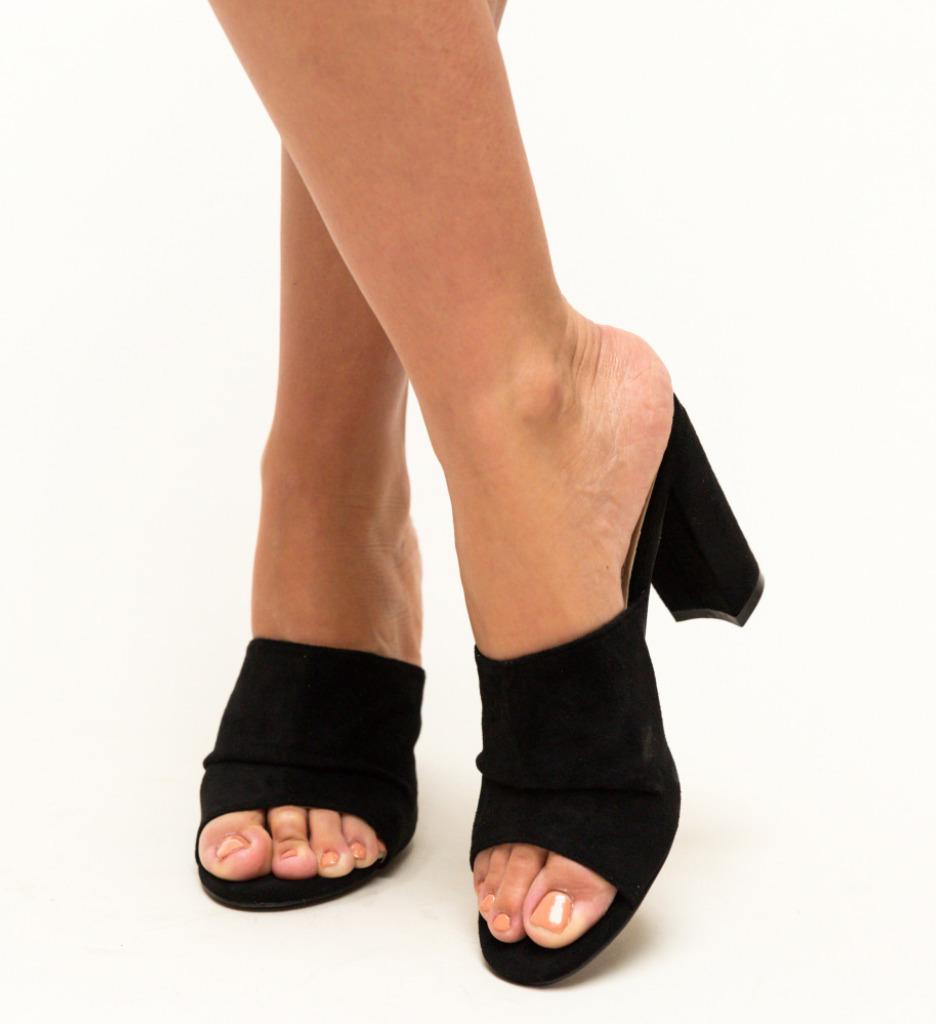 Sandale Parker Negre