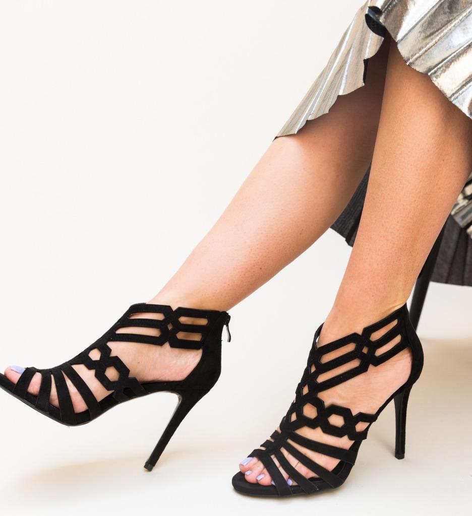 Sandale Pronto Negre