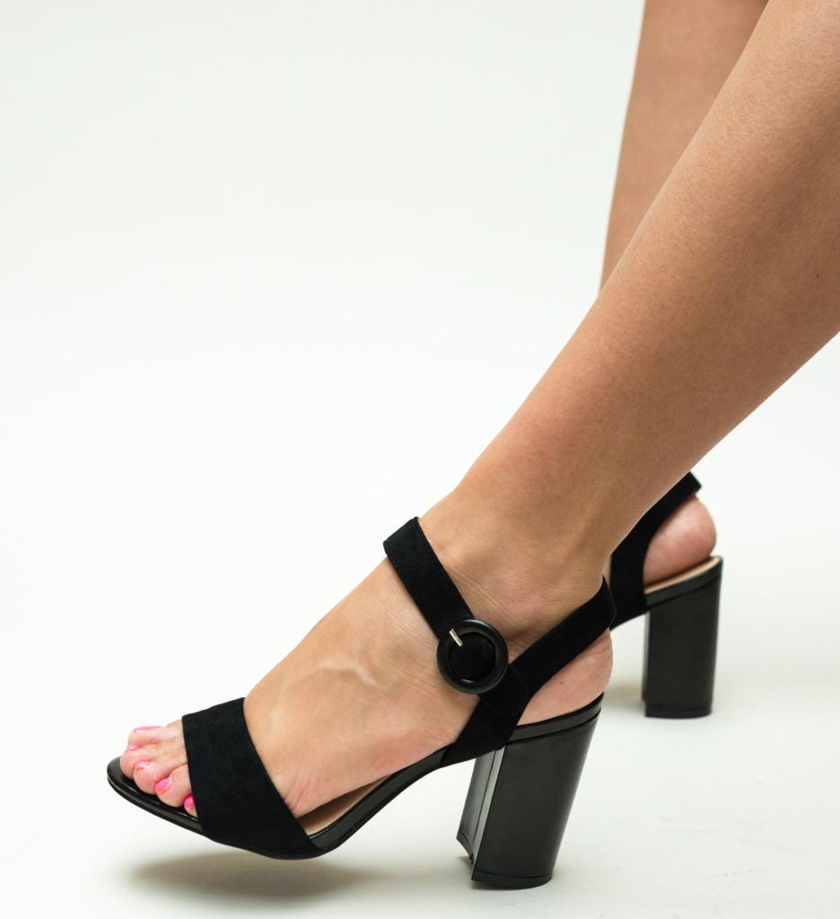 Sandale Sancio Negre