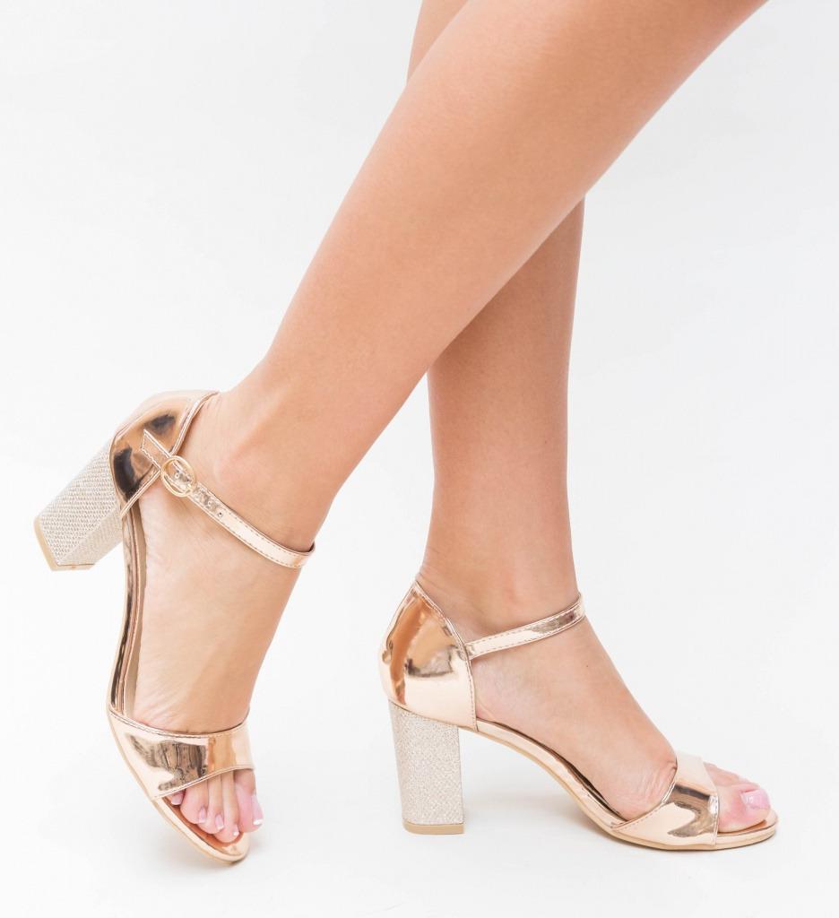 Sandale Sindia Aurii 2