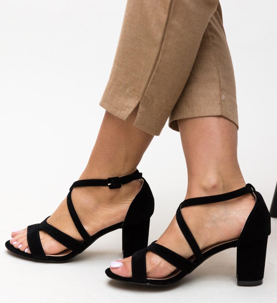 Sandale Volena Negre