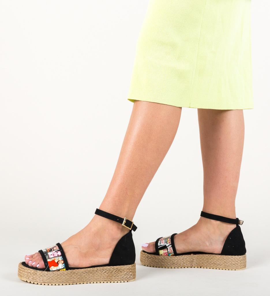 Sandale Voque Negre