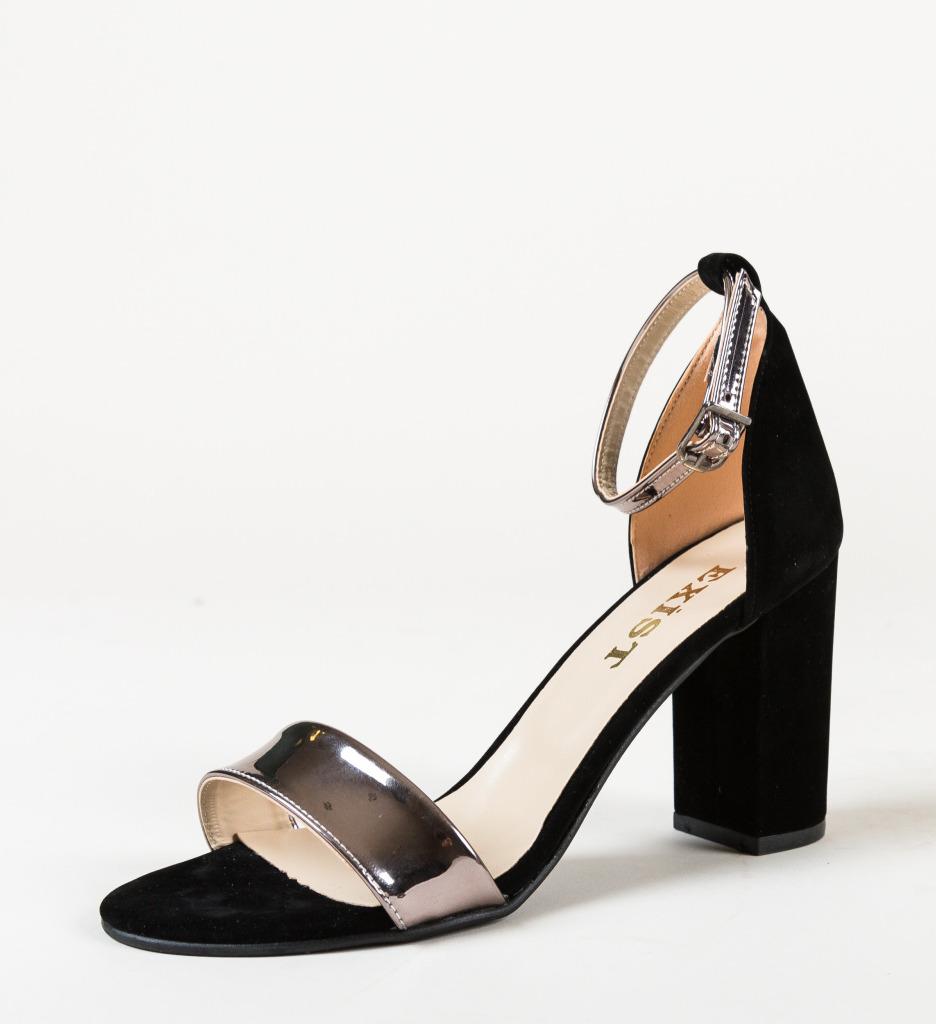 Sandale Zdubo Negre 2