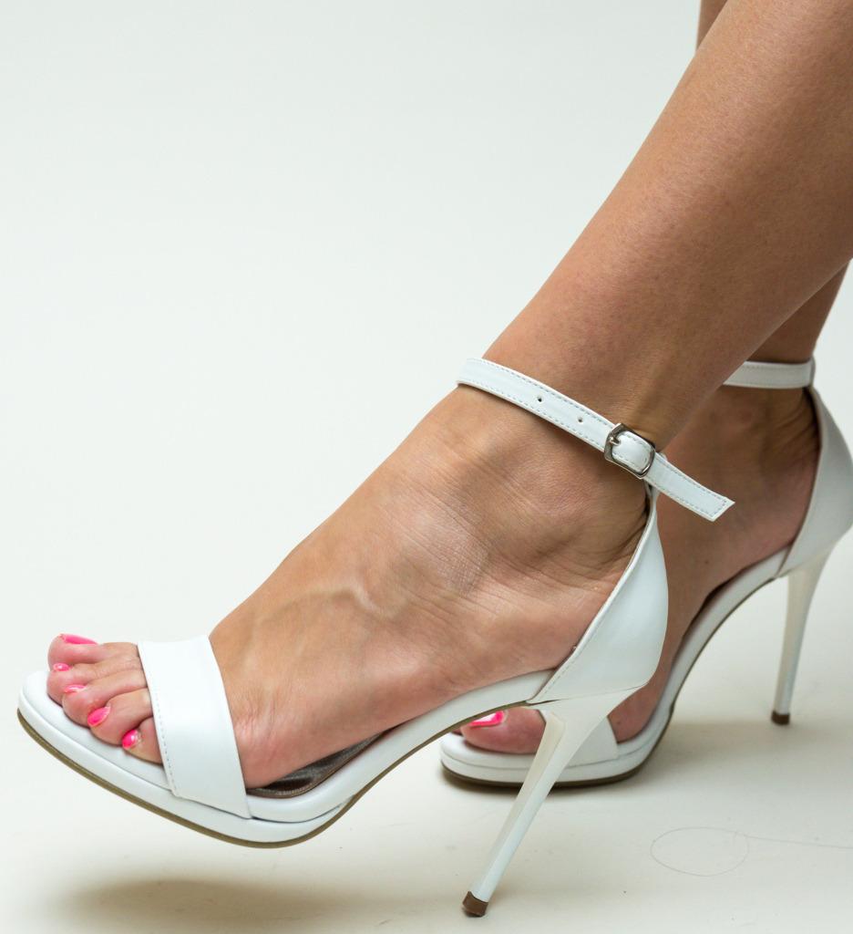 Sandale Bendos Albe