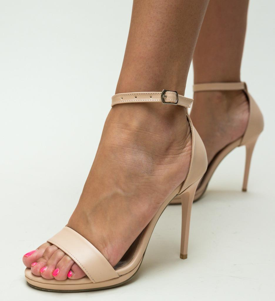 Sandale Bendos Nude