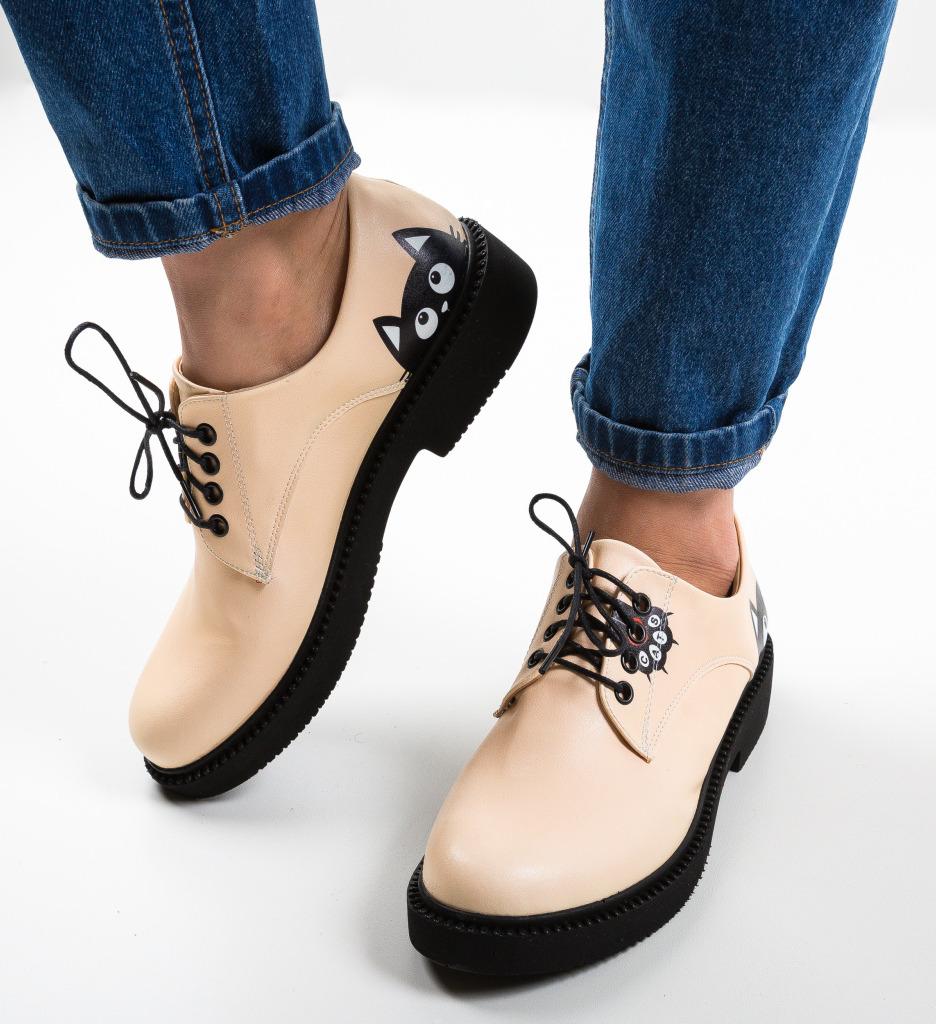 Pantofi Casual Cats Roz