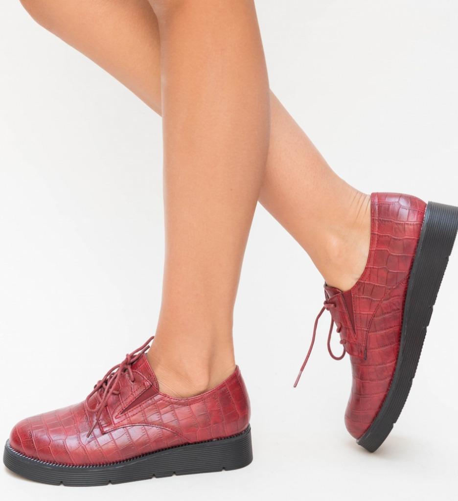 Pantofi Casual Erto Grena