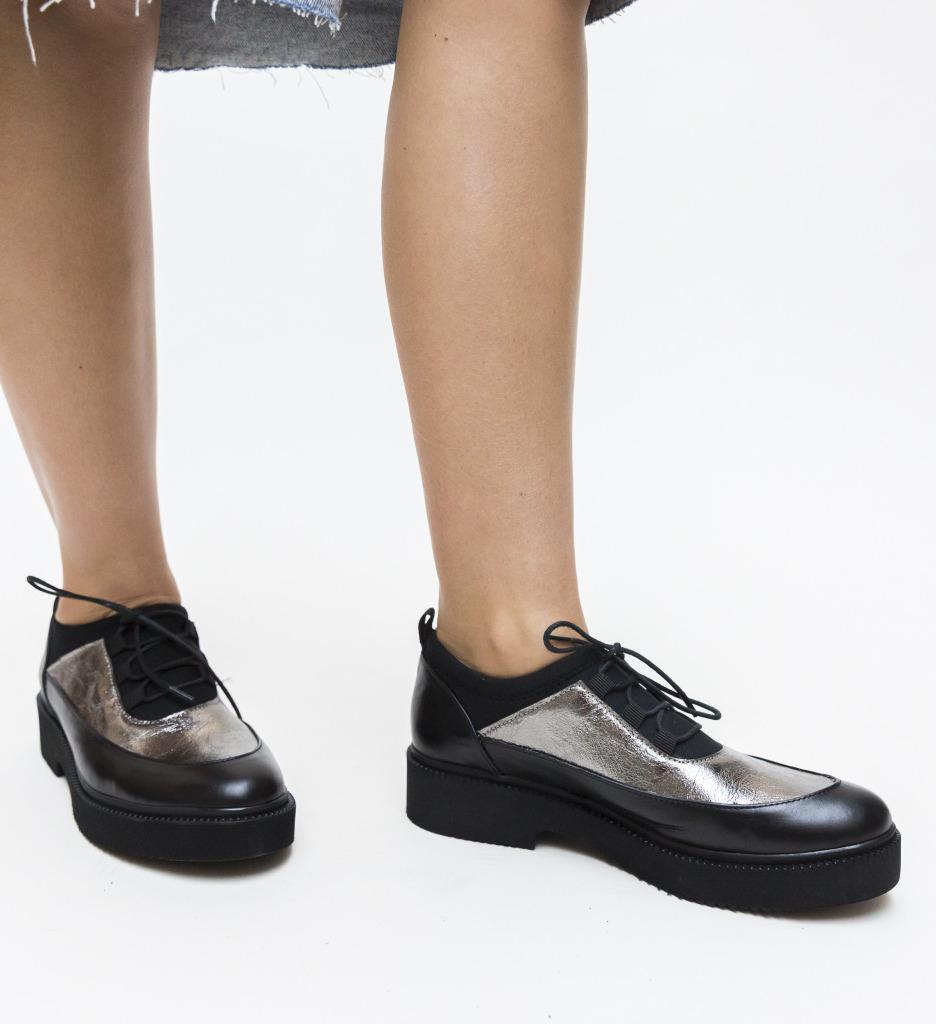 Pantofi Casual Hiba Negri