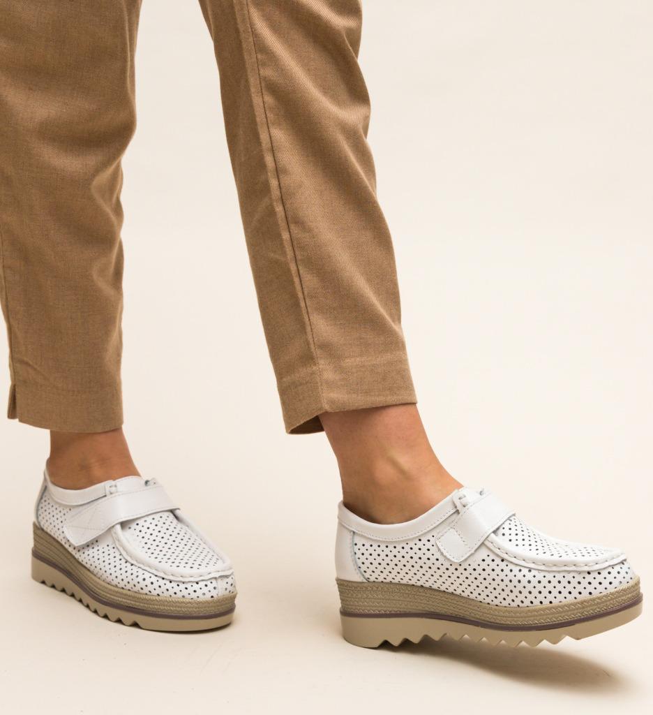 Pantofi Casual Histria Albi