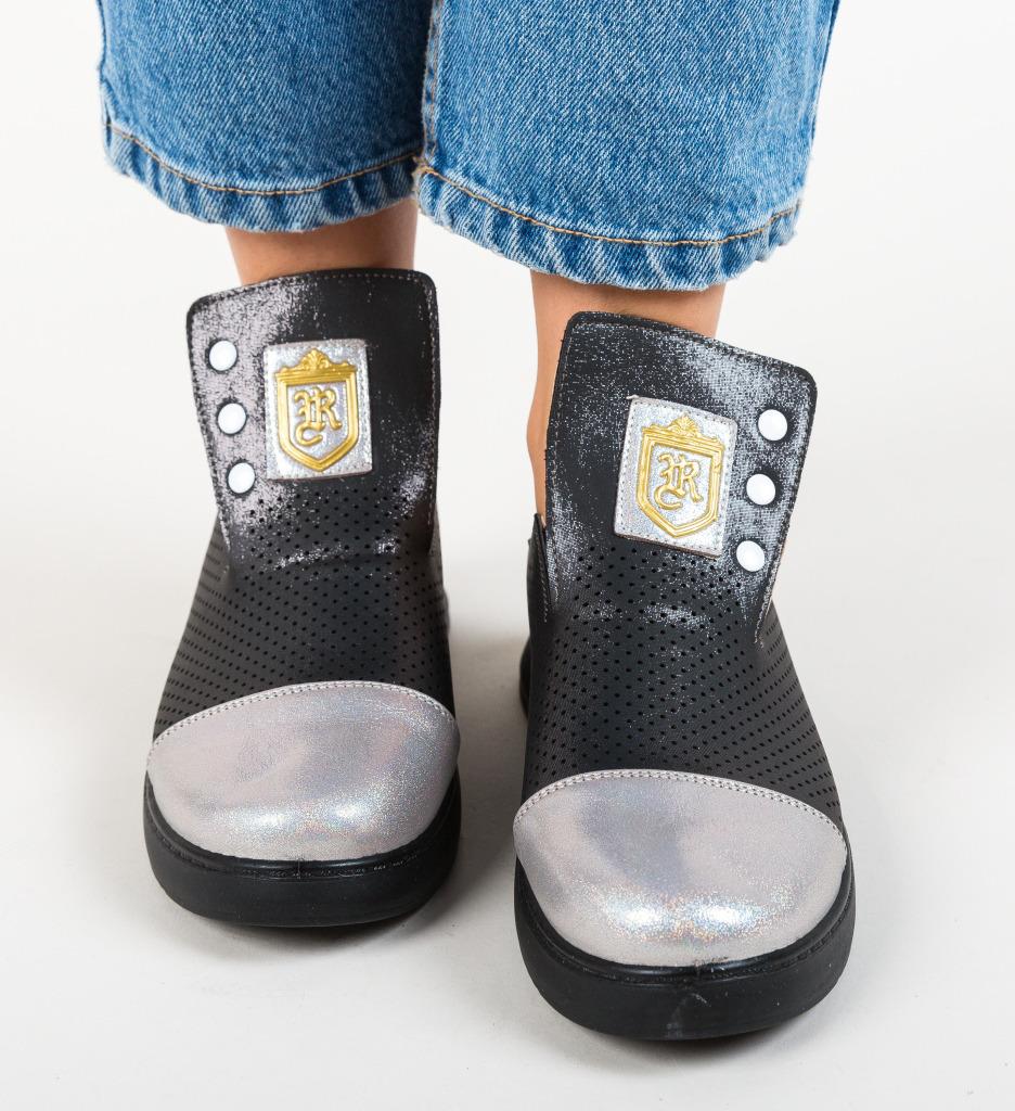 Pantofi Casual Jigone Negri