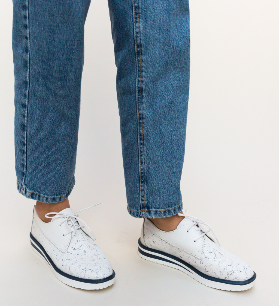 Pantofi Casual Monclen Albi