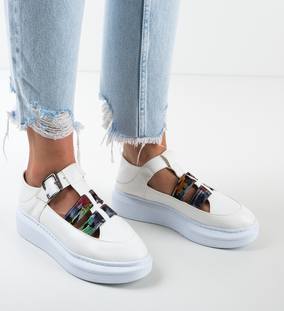 Pantofi Casual Sonicx Albi 3