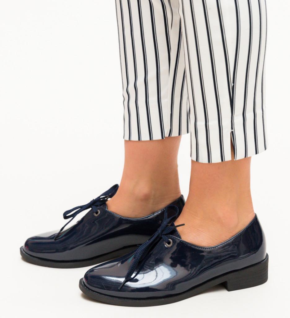 Pantofi Casual Tahoma Bleumarin