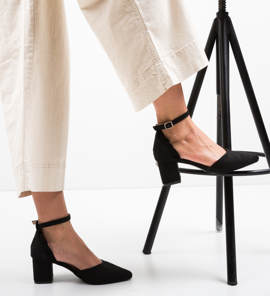 Pantofi Eboq Negri