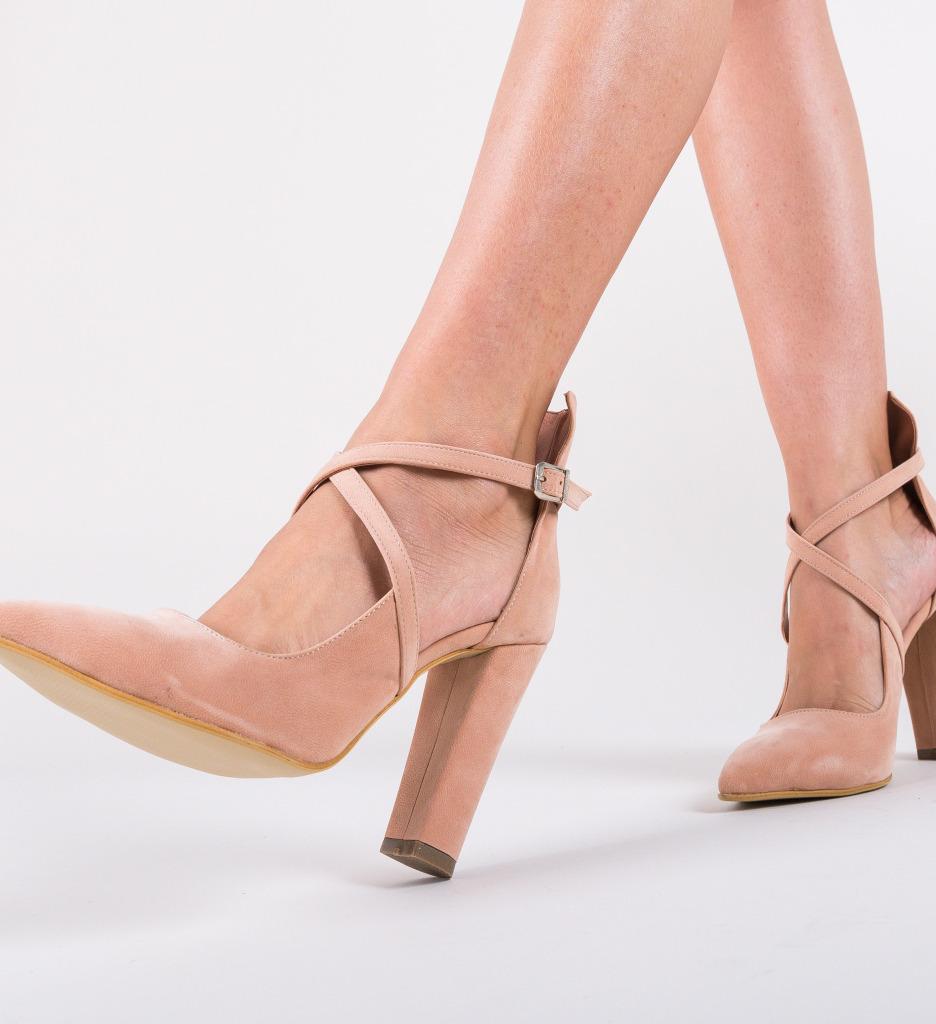 Pantofi Janina Roz 2