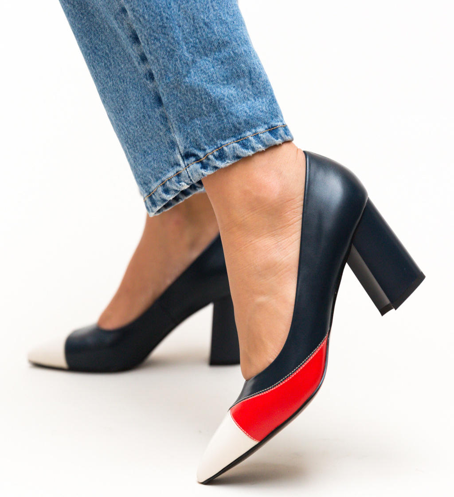 Pantofi Kit Bleumarin 2 imagine