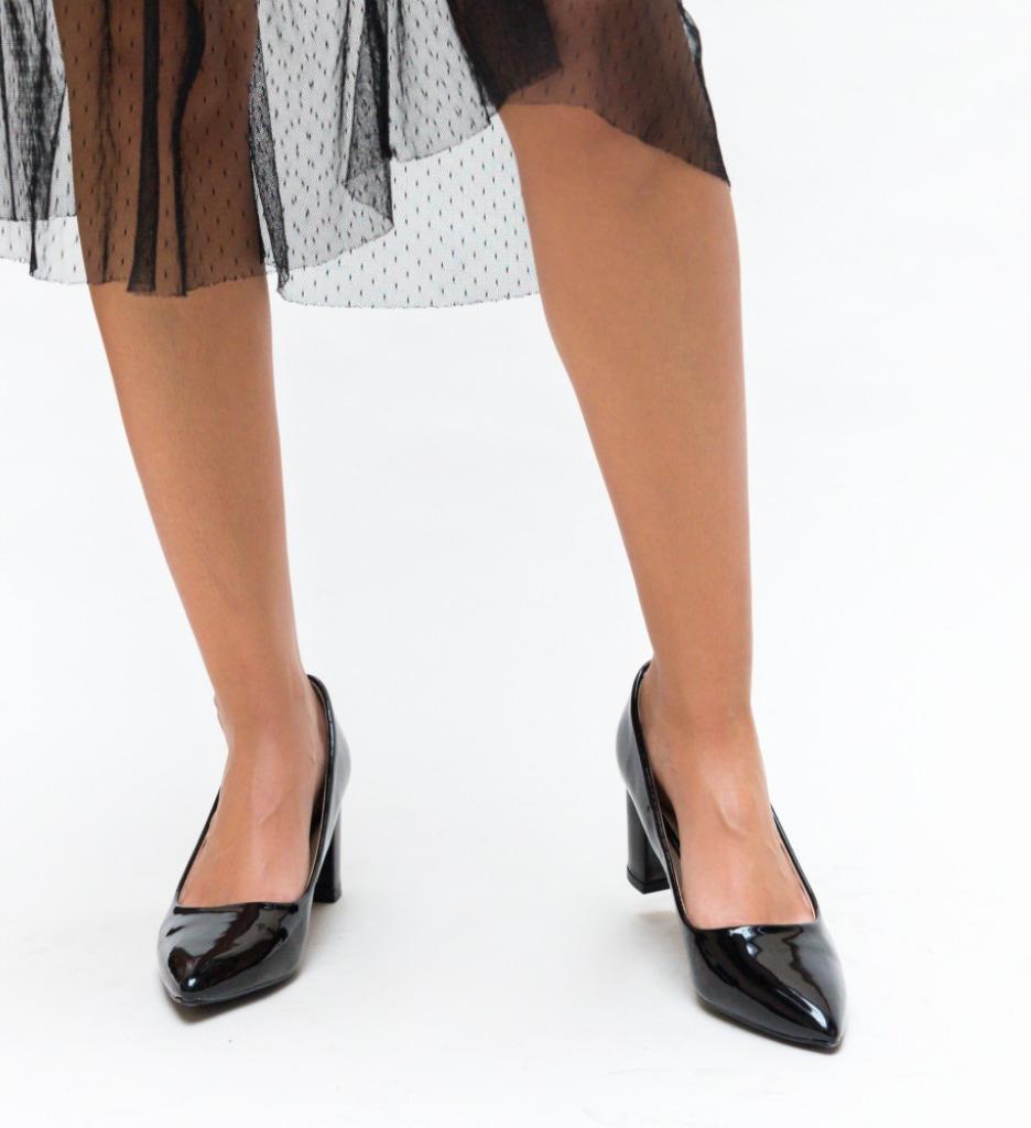 Pantofi Sexton Negri