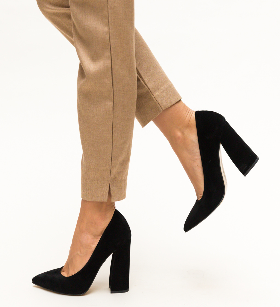 Pantofi Soreen Negri