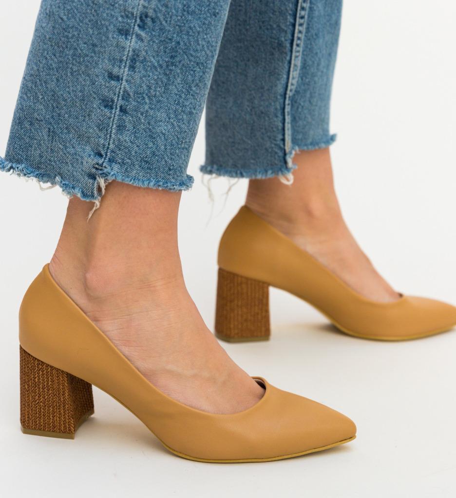 Pantofi Spenty Maro 2