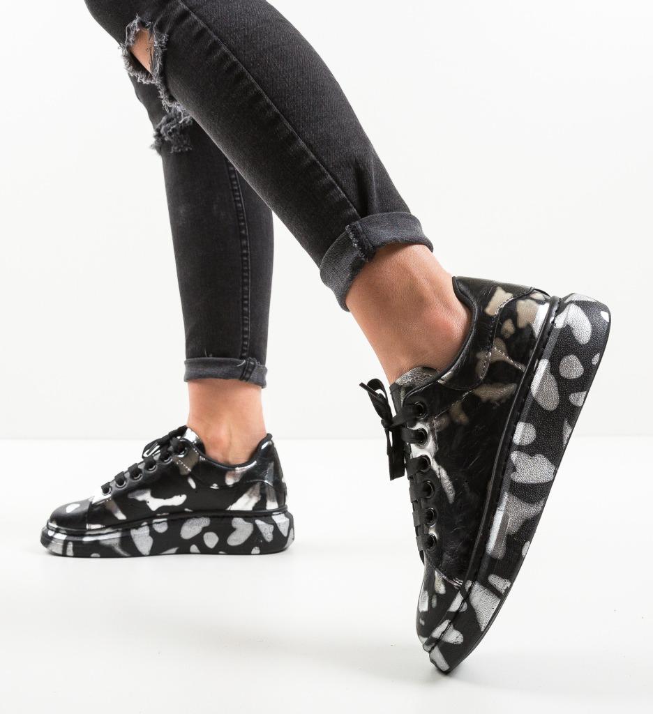 Pantofi Sport Alyx Argintii