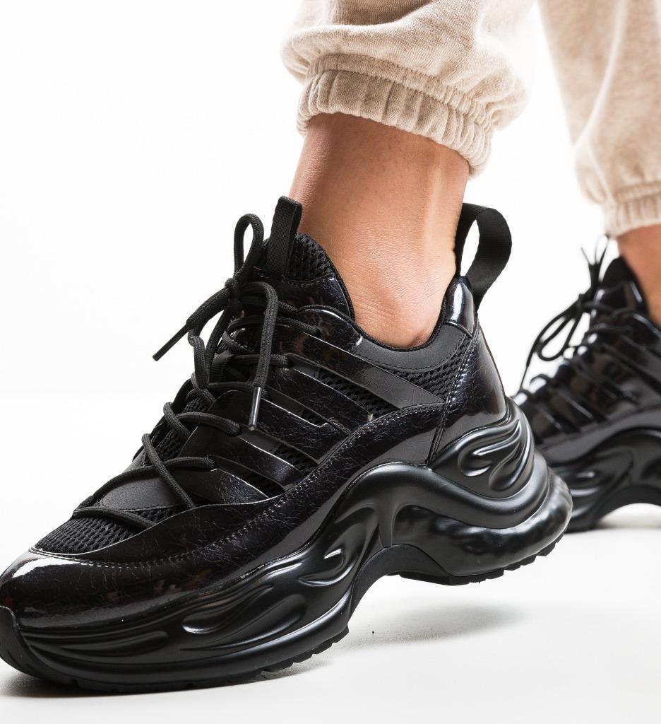 Pantofi Sport Bordan Negri