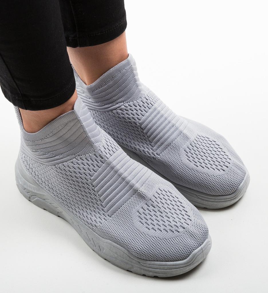 Pantofi Sport Chase Gri