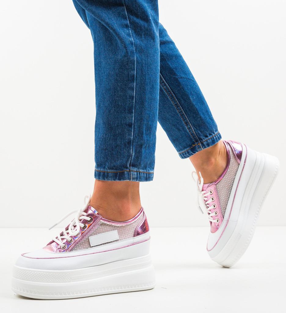Pantofi Sport Converi Roz