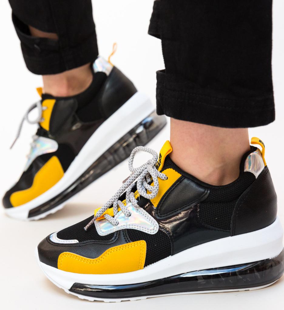 Pantofi Sport Croft Negri