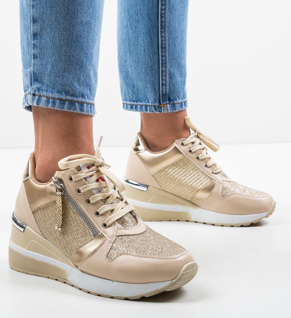 Pantofi Sport Gira Bej