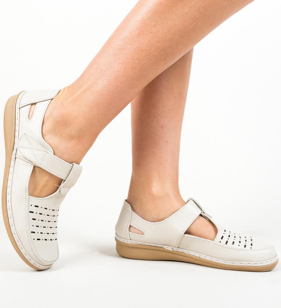 Pantofi Sport Giselle Bej