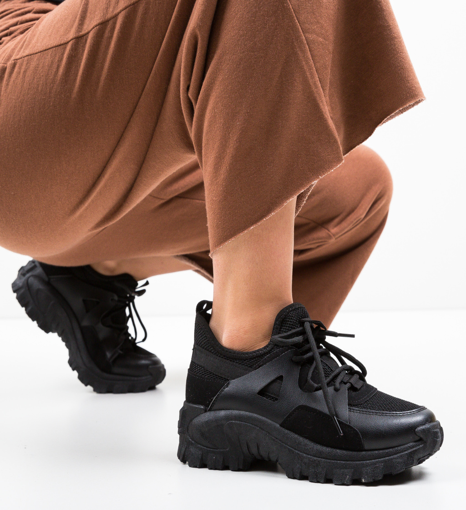 Pantofi Sport Grady Negri