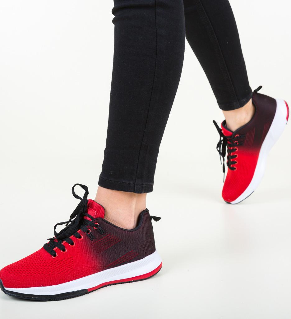 Pantofi Sport Honor Rosii