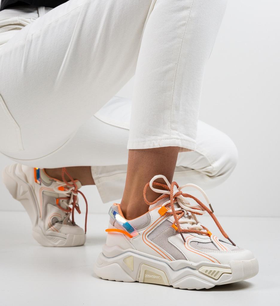 Pantofi Sport Rekom Bej
