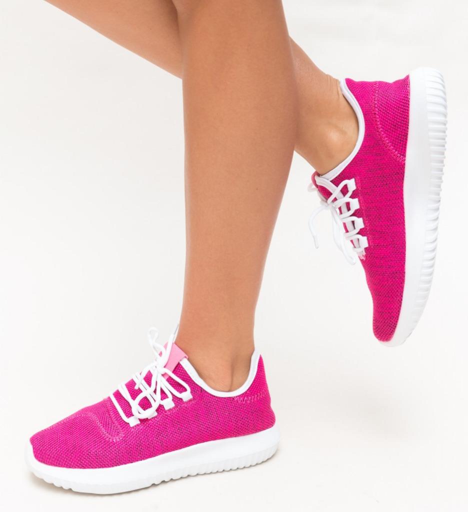 Pantofi Sport Rice Roz imagine 2021