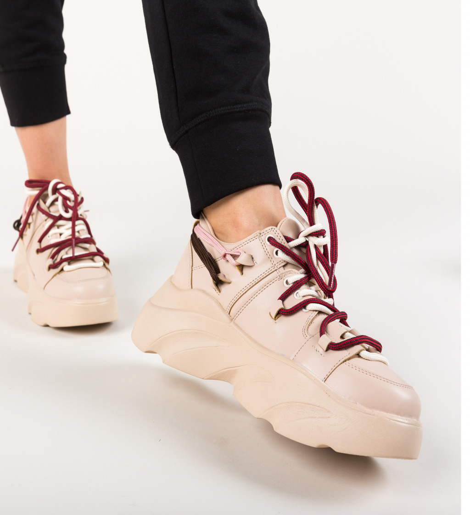 Pantofi Sport Siret Bej
