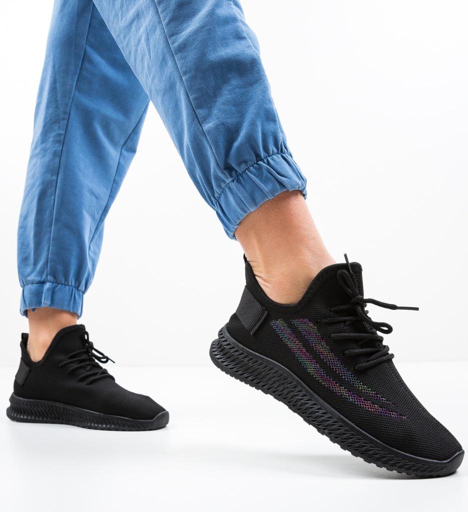 Pantofi Sport Soglom Negri