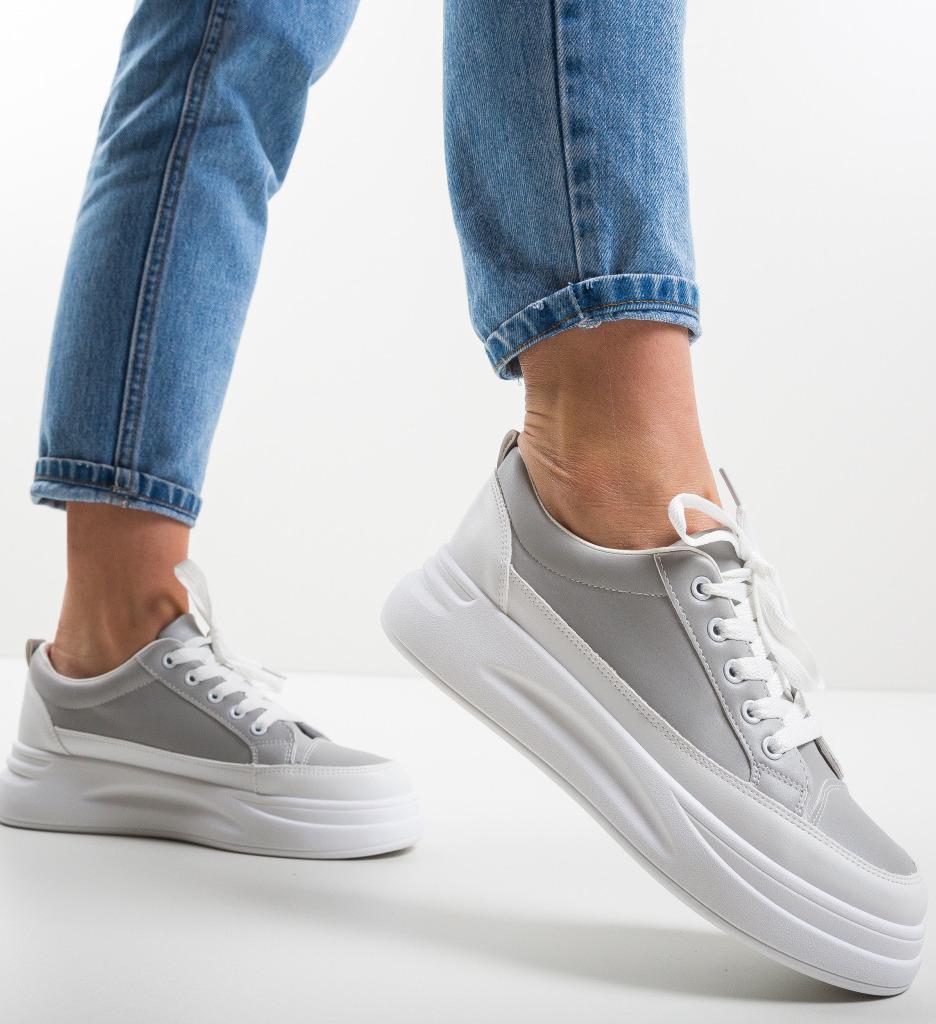 Pantofi Sport Tamzi Gri