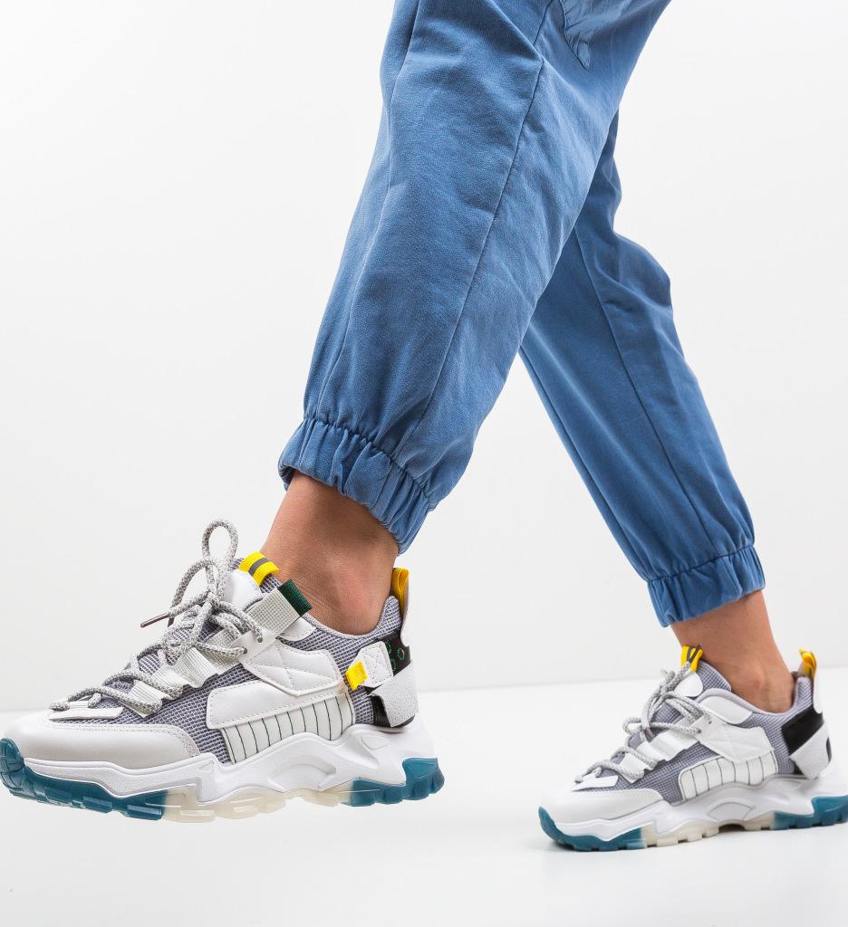 Pantofi Sport Teto Albi