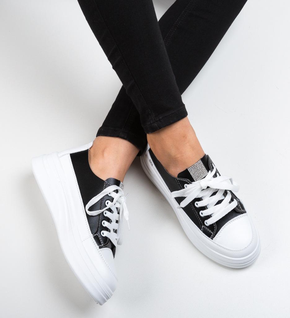 Pantofi Sport Wulf Negri